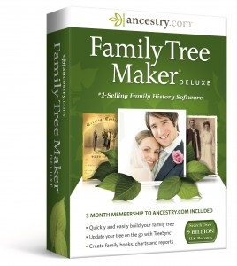 Family Tree Maker Box