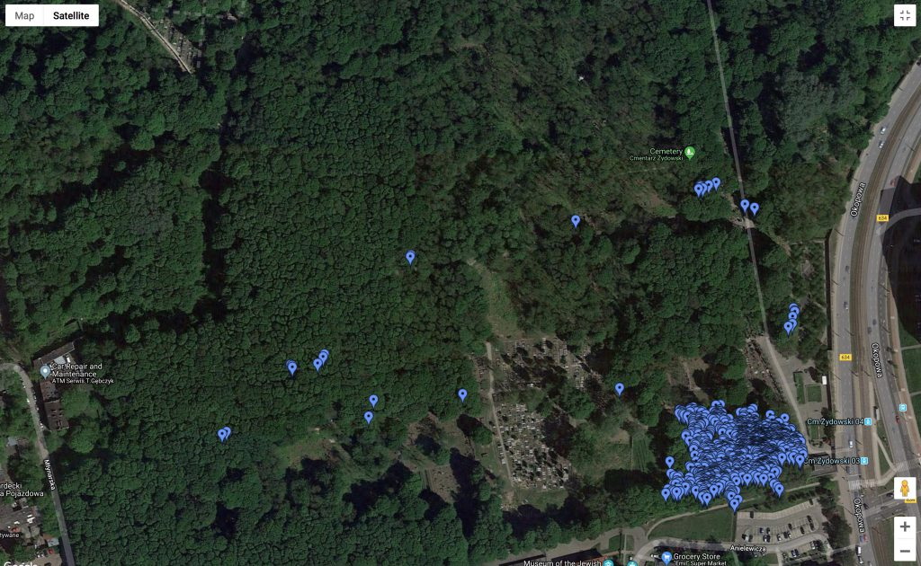 BillionGraves Photo Map