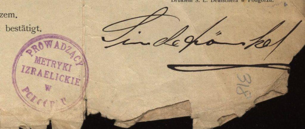 Podgórze - 1906