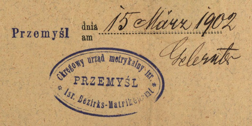 Przemyśl - 1902