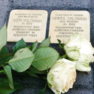 Tracking down a couple that disappeared during the Holocaust